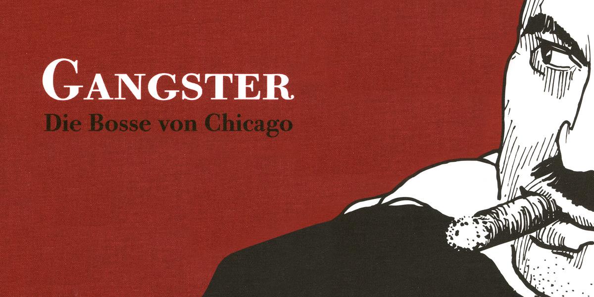 Robert Nippoldt Gangster Die Bosse von Chicago  Gerstenberg Verlag Gesellschaftsspiele