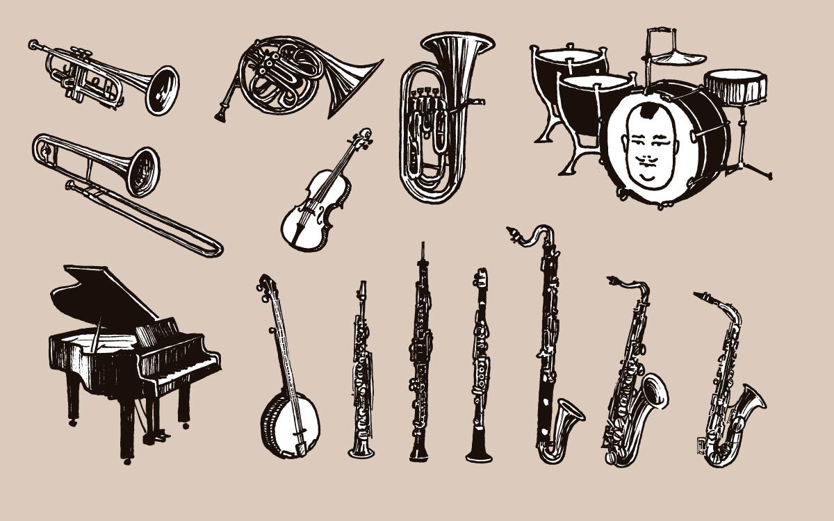 18-slide-jazz-instruments